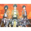 "Poster: Attack on Titan ""Levi, Eren &..."